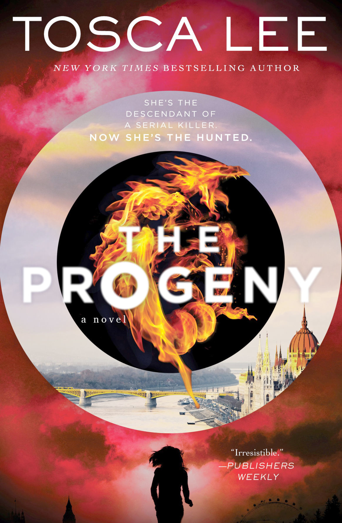 Tosca Lee book The Progeny