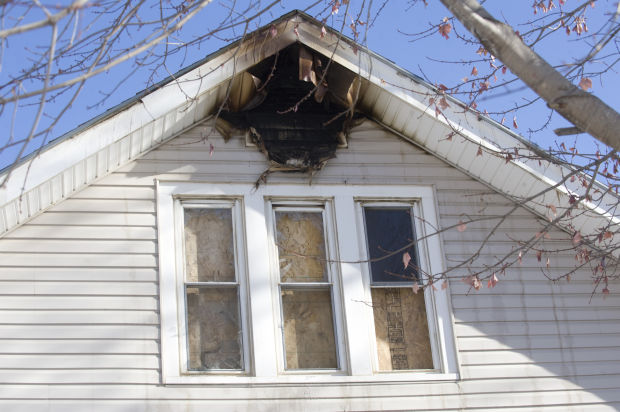 Fire damages home in North Bend