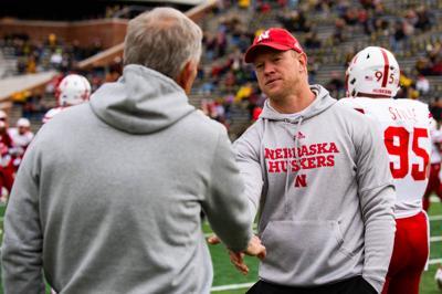 Nebraska vs. Iowa, 11.23