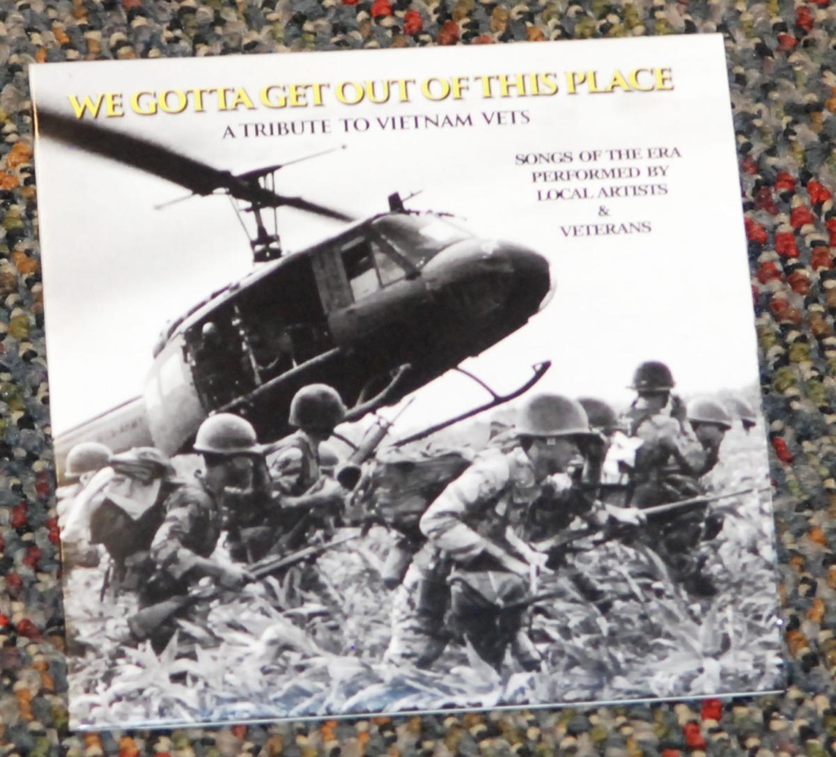 Vietnam era songs on CD