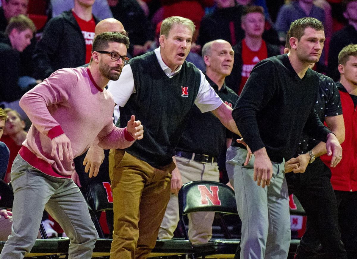 NU wrestling vs. Ohio State, 2.2