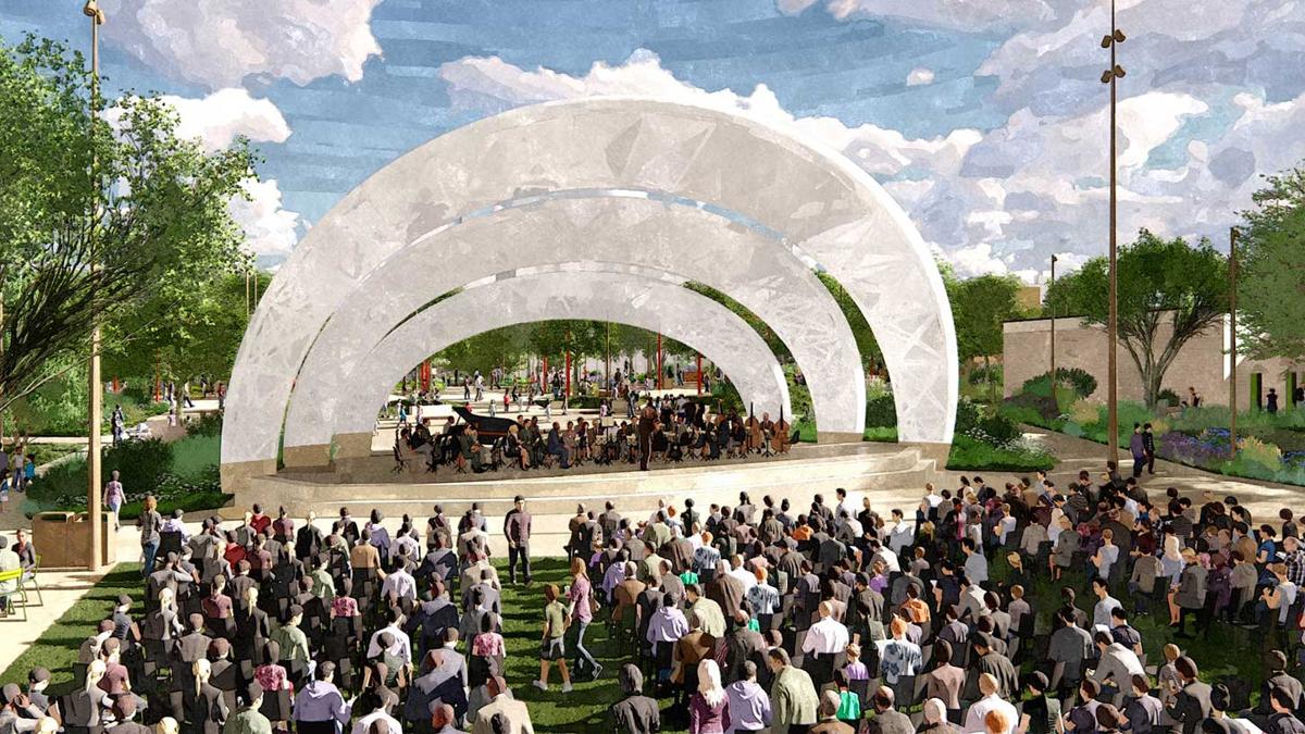 concert pavilion
