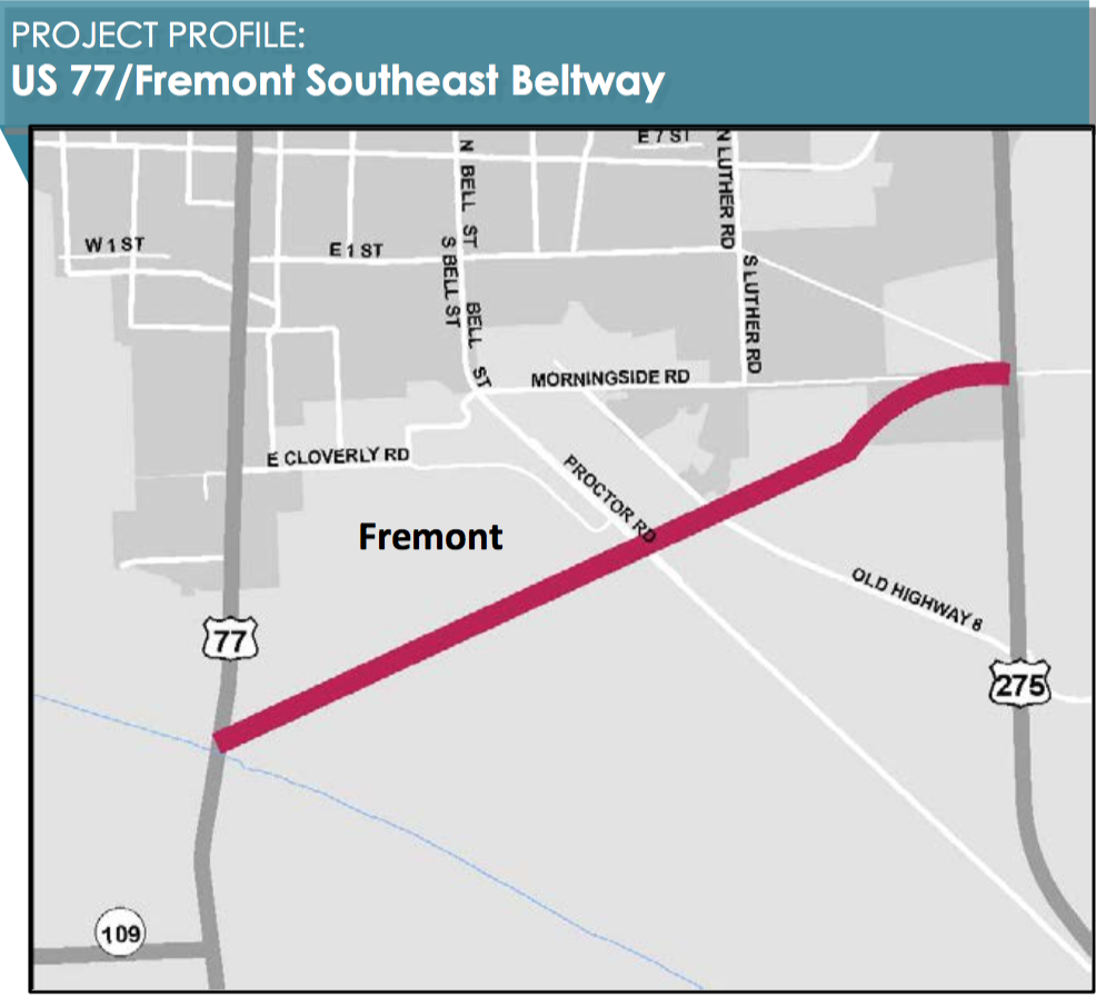 Open House To Focus On Beltway Project Local News Fremonttribune Com