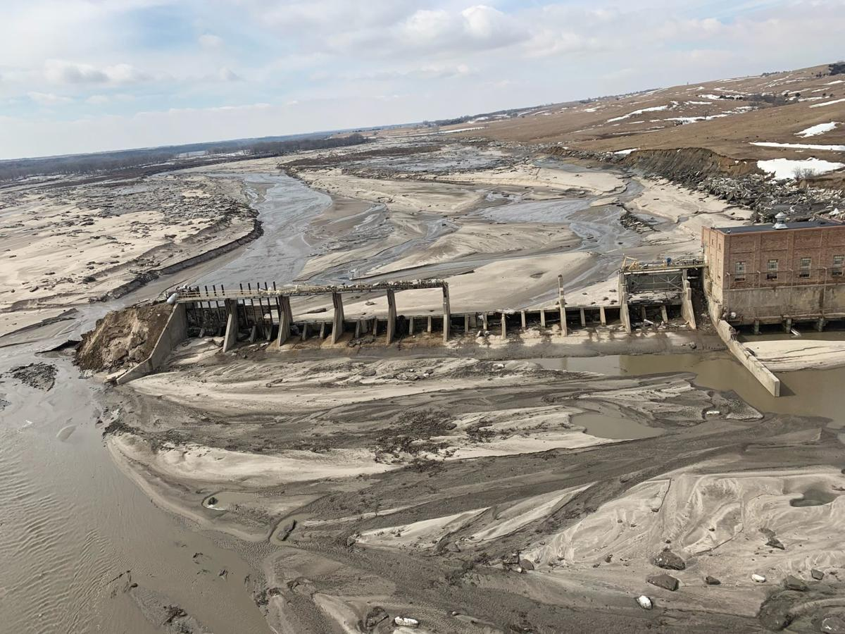The Spencer Dam collapse