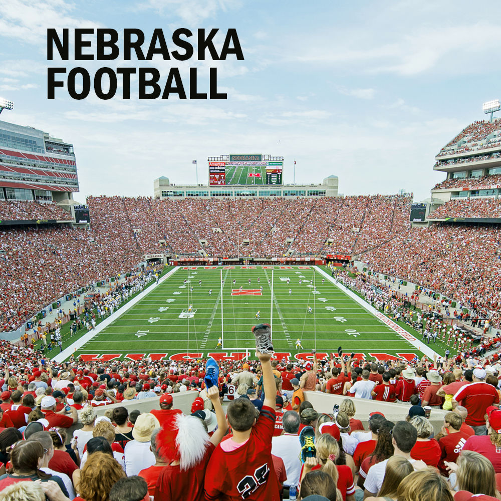 Nebraska football logo 2014