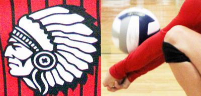 Weeping Water volleyball