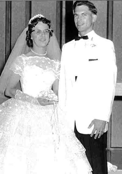 Shirley and Eli Harrah