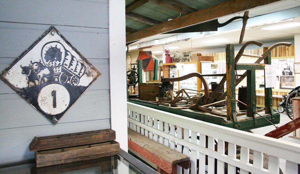 Murdock Museum entrance