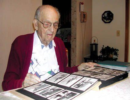 Dodge County's oldest veteran has vivid images of World War II