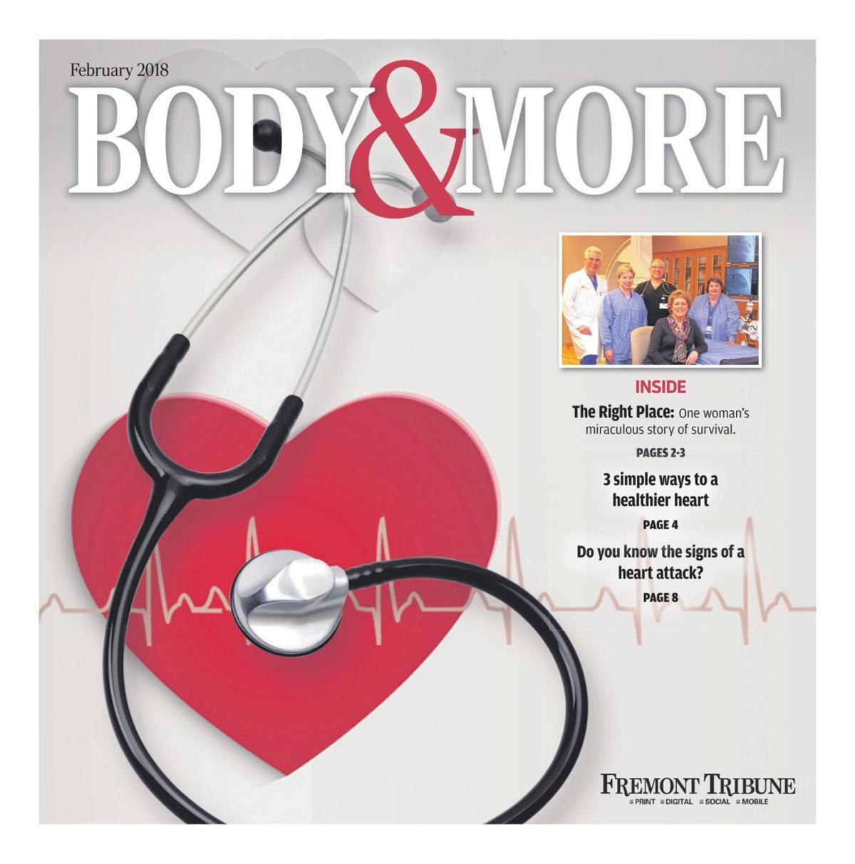 Body & More - 02/23/18