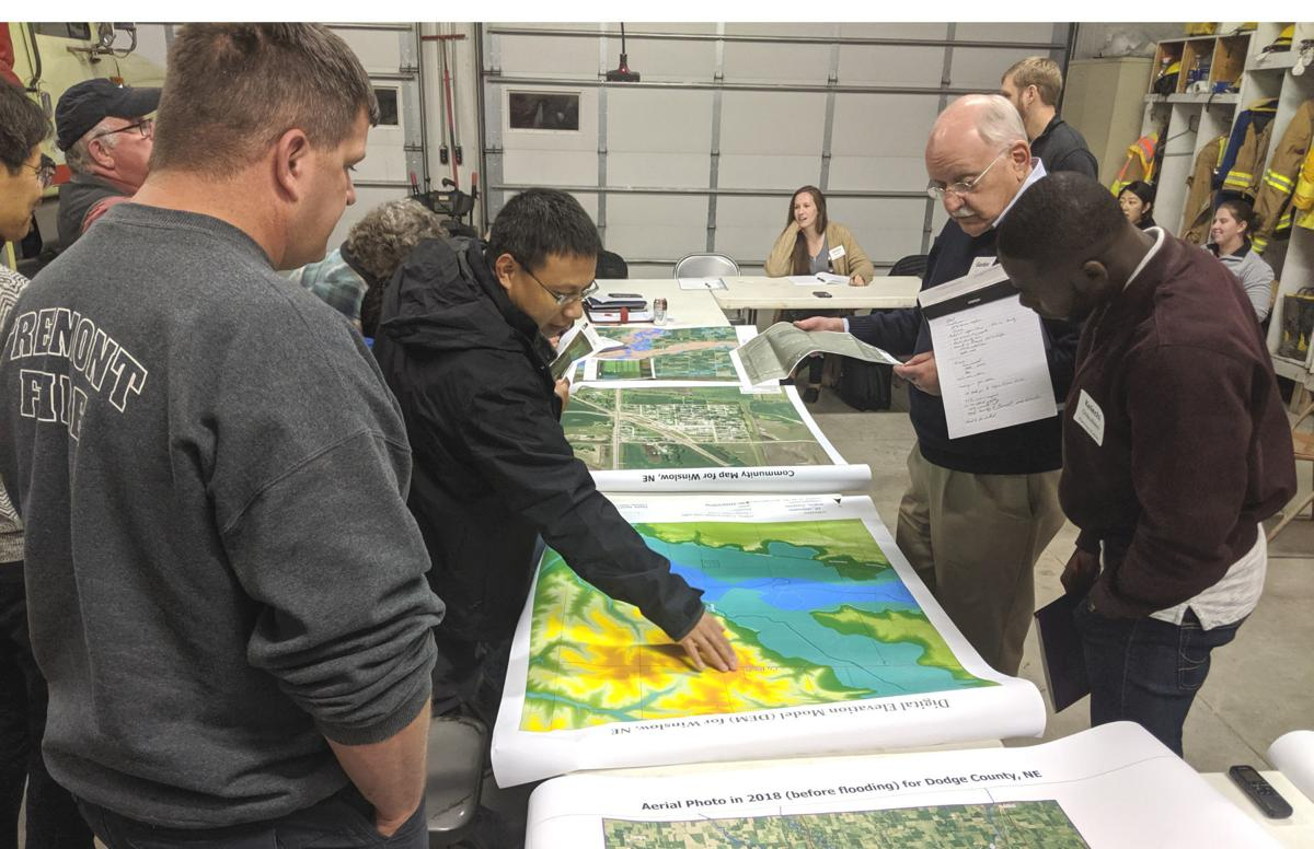 Dodge County Fair Nebraska 2020.Winslow Discusses Relocation Process With Unl Students