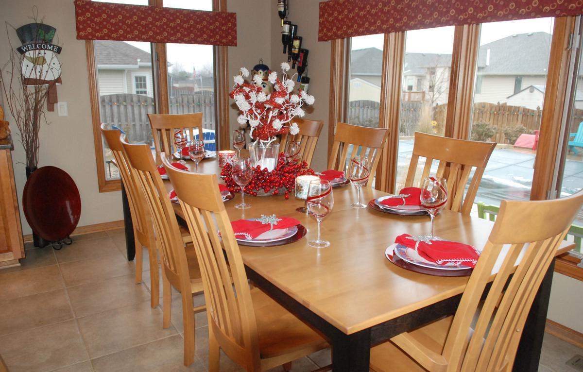 Lathrop house dining room