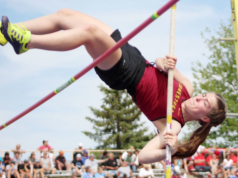 Conestoga Morgan McAndrew pole vault
