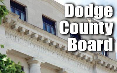 Dodge County Board Graphic