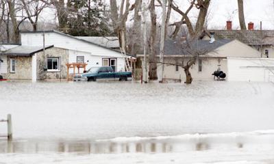 Flooding weatherization photo