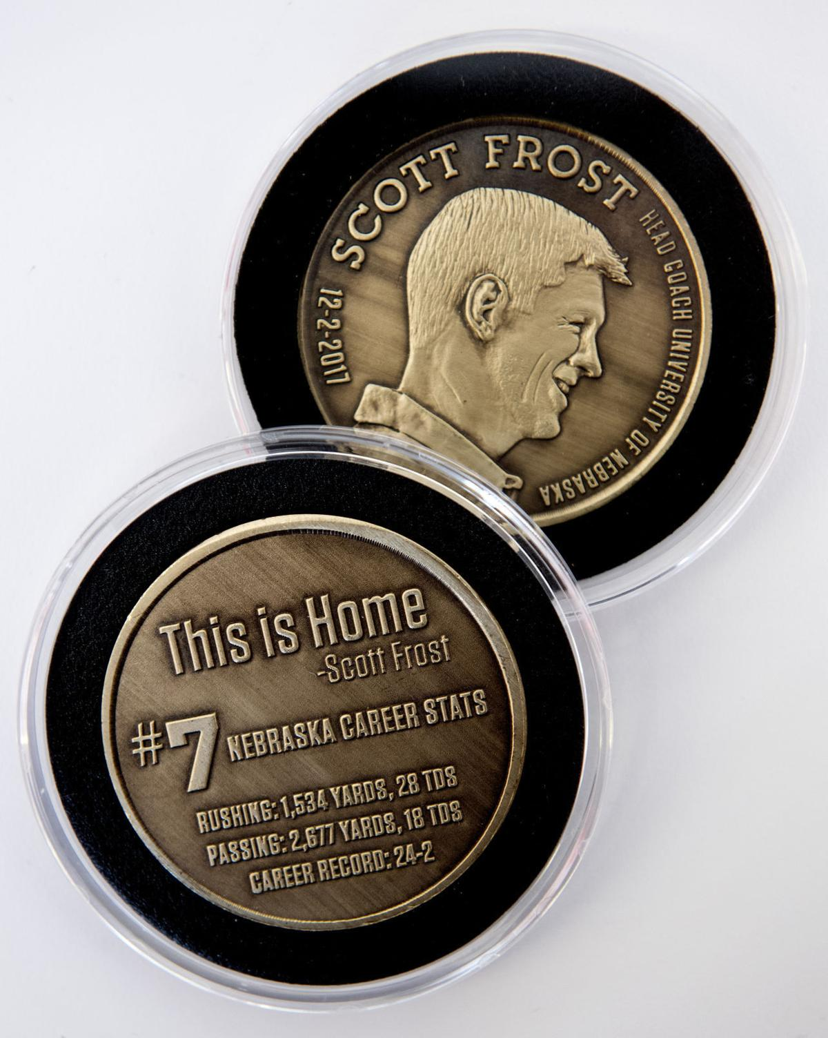Scott Frost merchandise