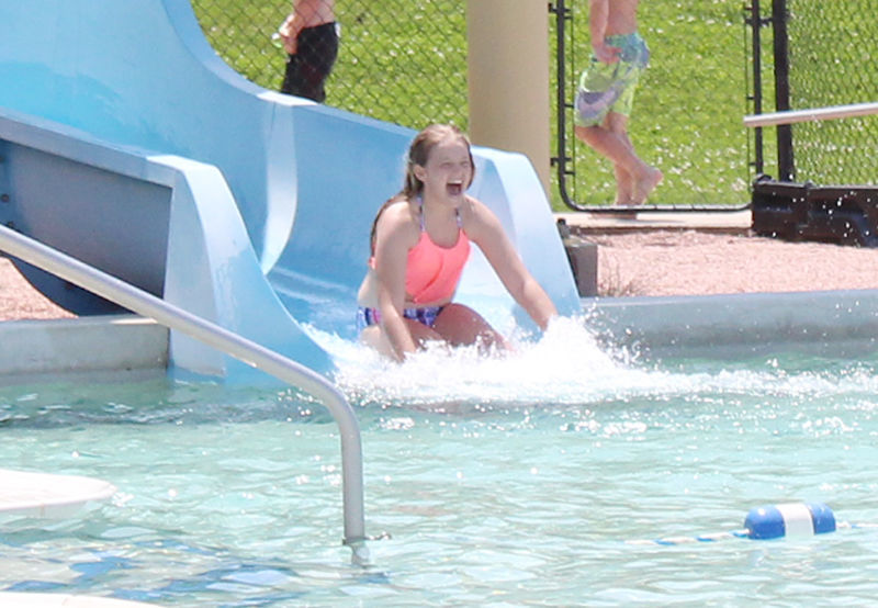 Plattsmouth pool opening photo 2