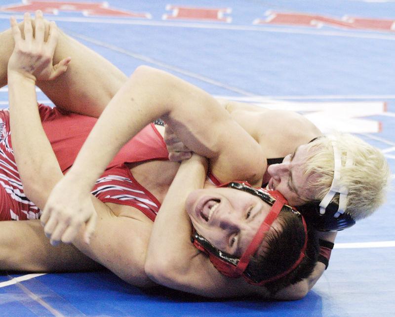 Dawson Hogue in second round