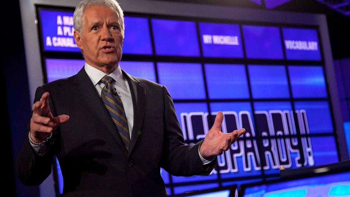 Alex Trebek is done with chemotherapy and back at work on