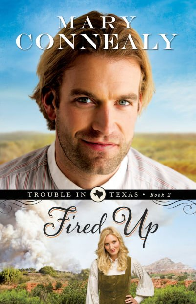 Woman combines cowboys, comedy and romance in her books