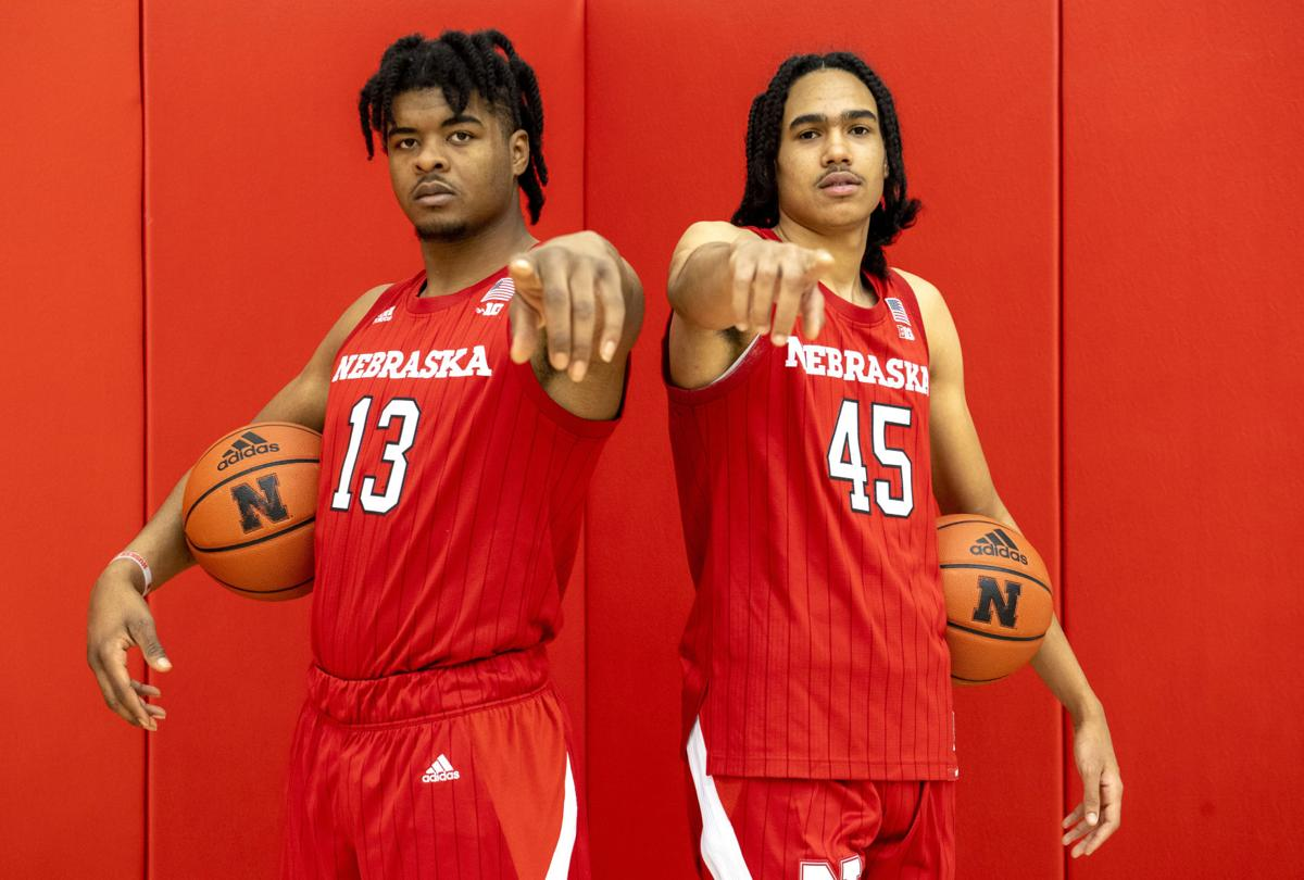 NU Men's Basketball Picture Day, 10.21.19