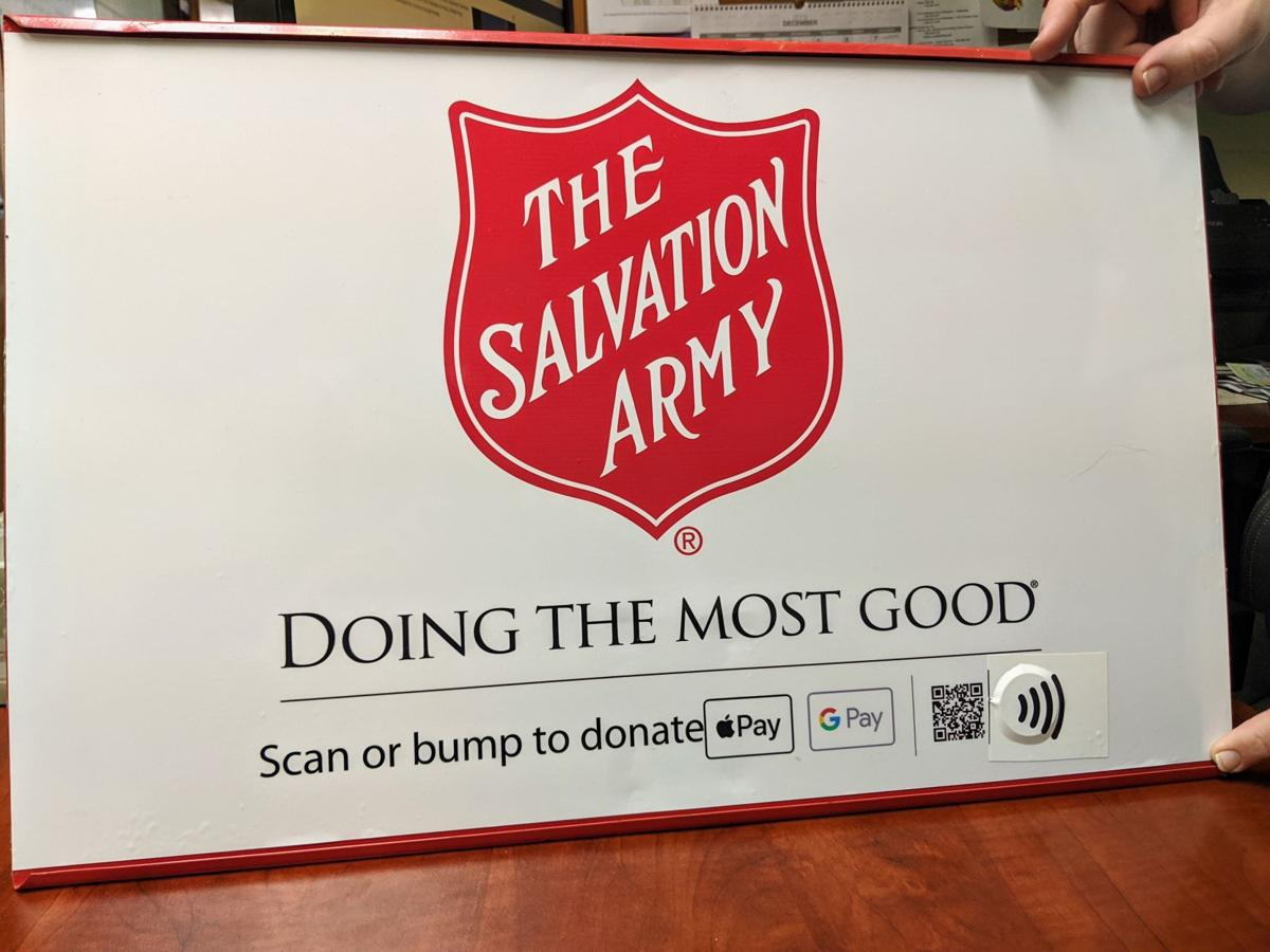 Salvation Army board