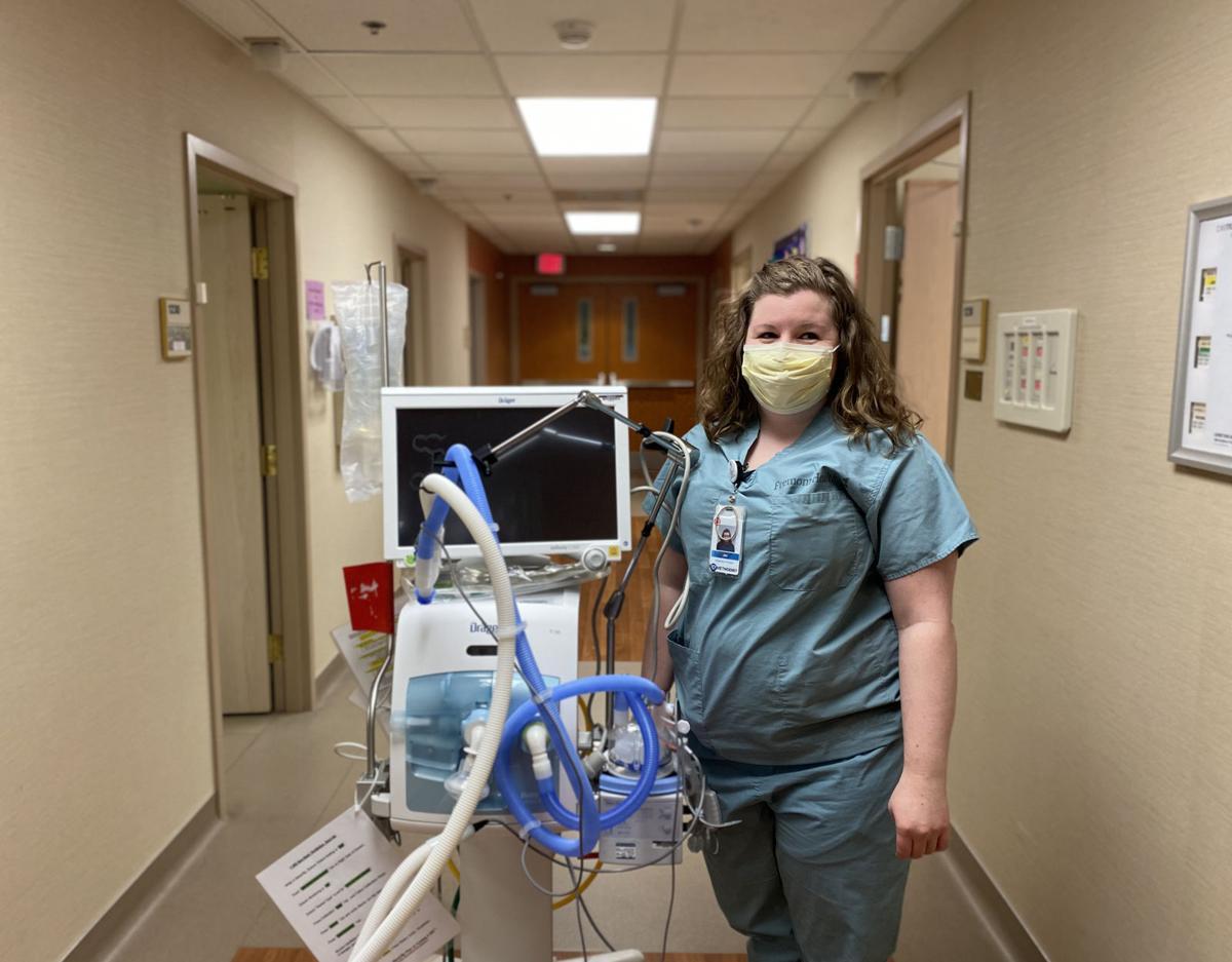 Unsung Hero Respiratory Therapist
