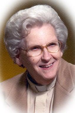 Rev. Betty Lou Hadley