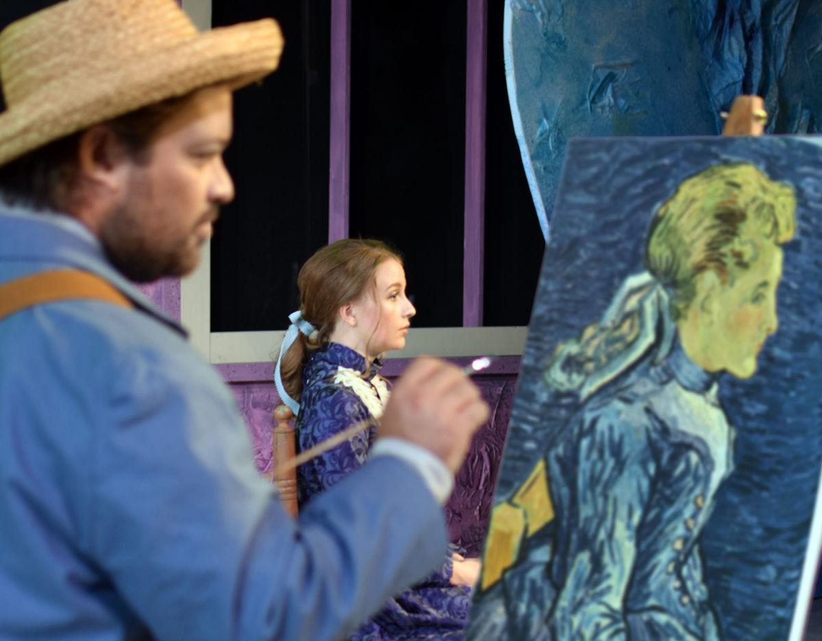 """""""Van Gogh & Me"""""""