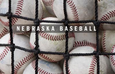 Nebraska baseball logo 2014