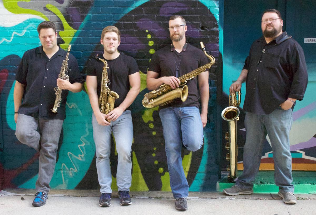 Paul Haar Saxophone Quartet