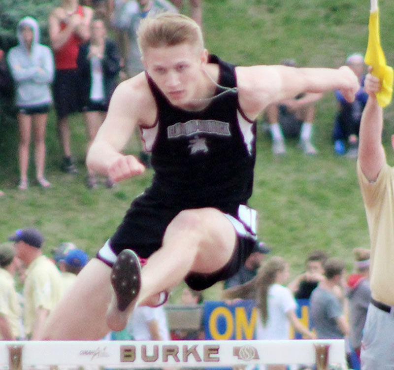 Elmwood-Murdock Andy Meyer 300 hurdles finals