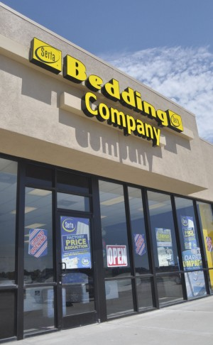 Mattress Store Opens At The Site Of The Former Blockbuster