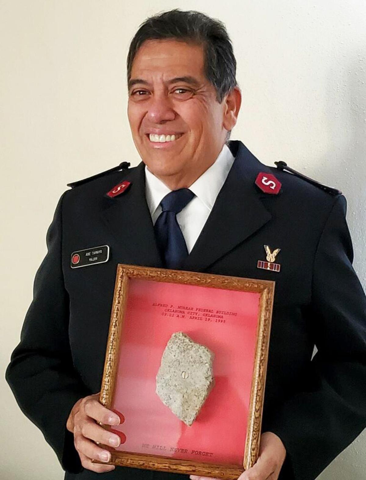 Mayor Abe Tamayo