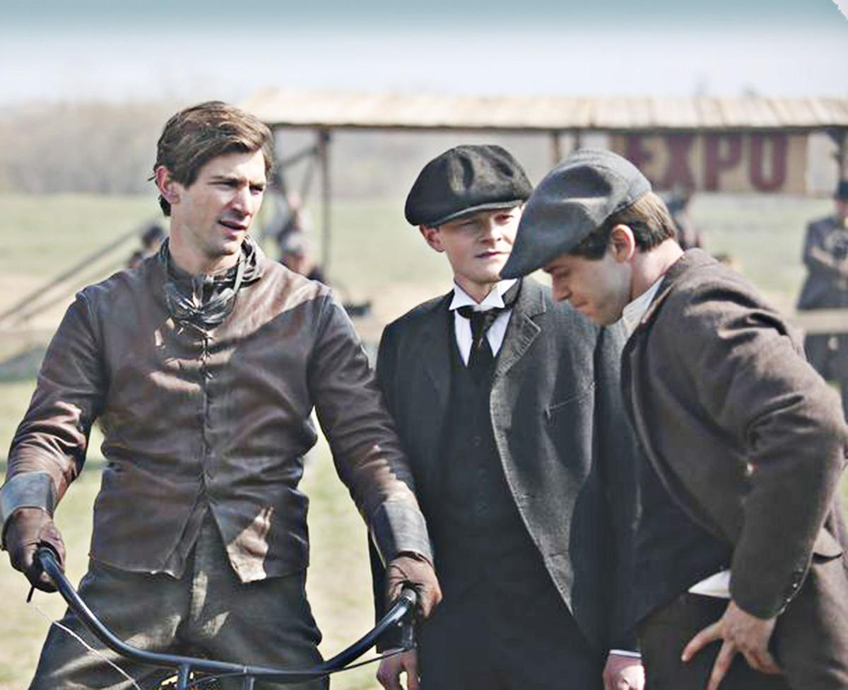 miniseries explores origin of harley-davidson | television