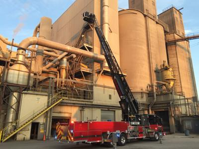 Firefighters respond to grain dryer fire in Fremont | Local News