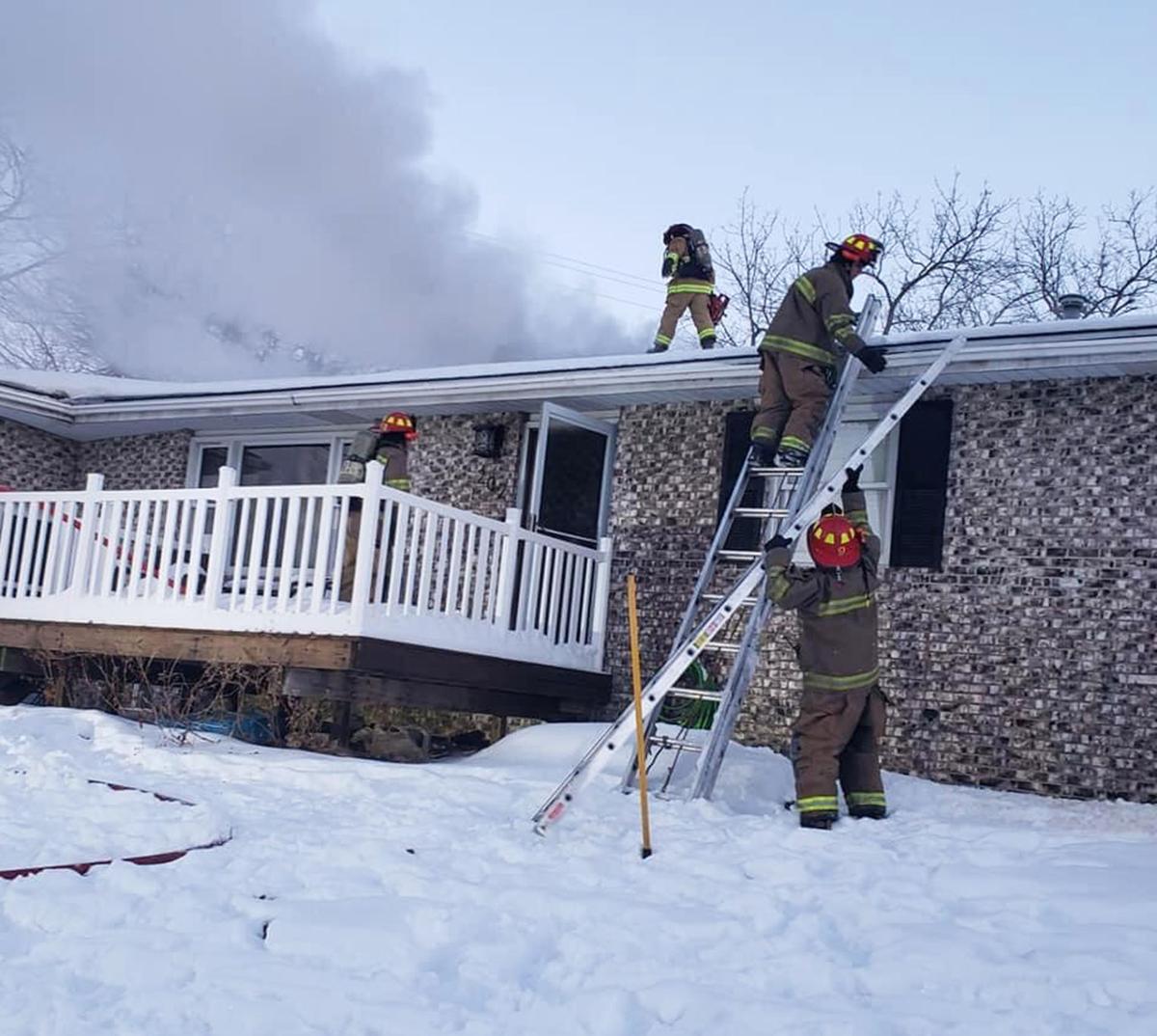 Louisville house fire 1