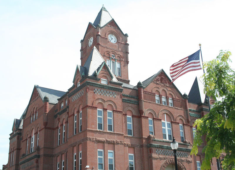 Cass County Courthouse icon