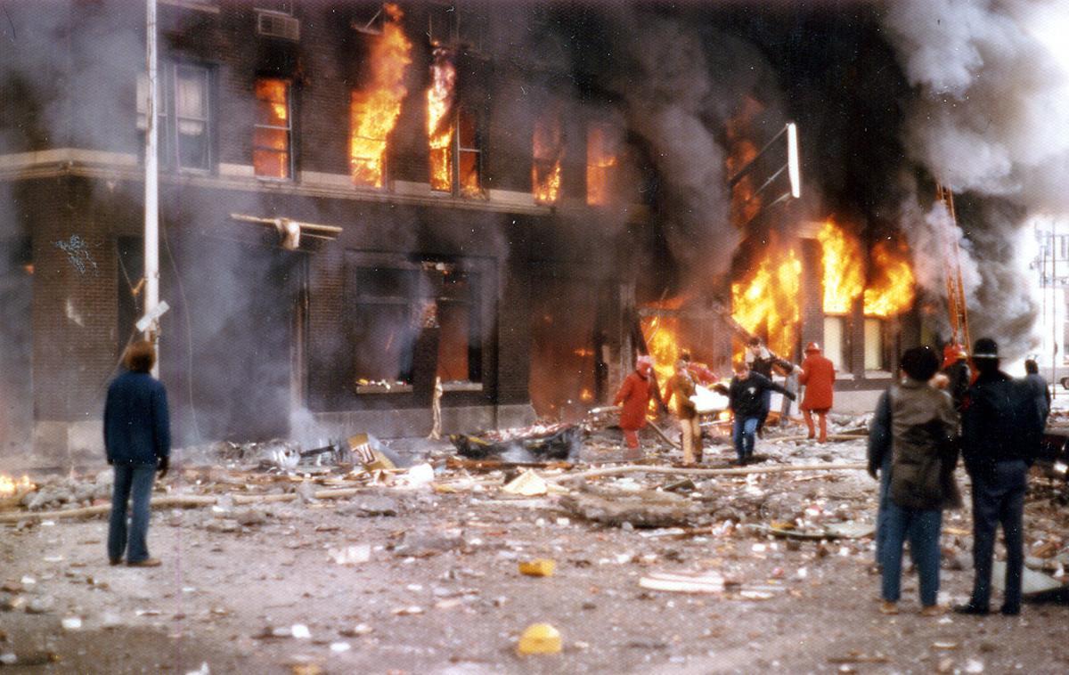 1976 Fremont hotel explosion, 20 deaths