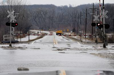 Flooding in Nickerson, 3.13