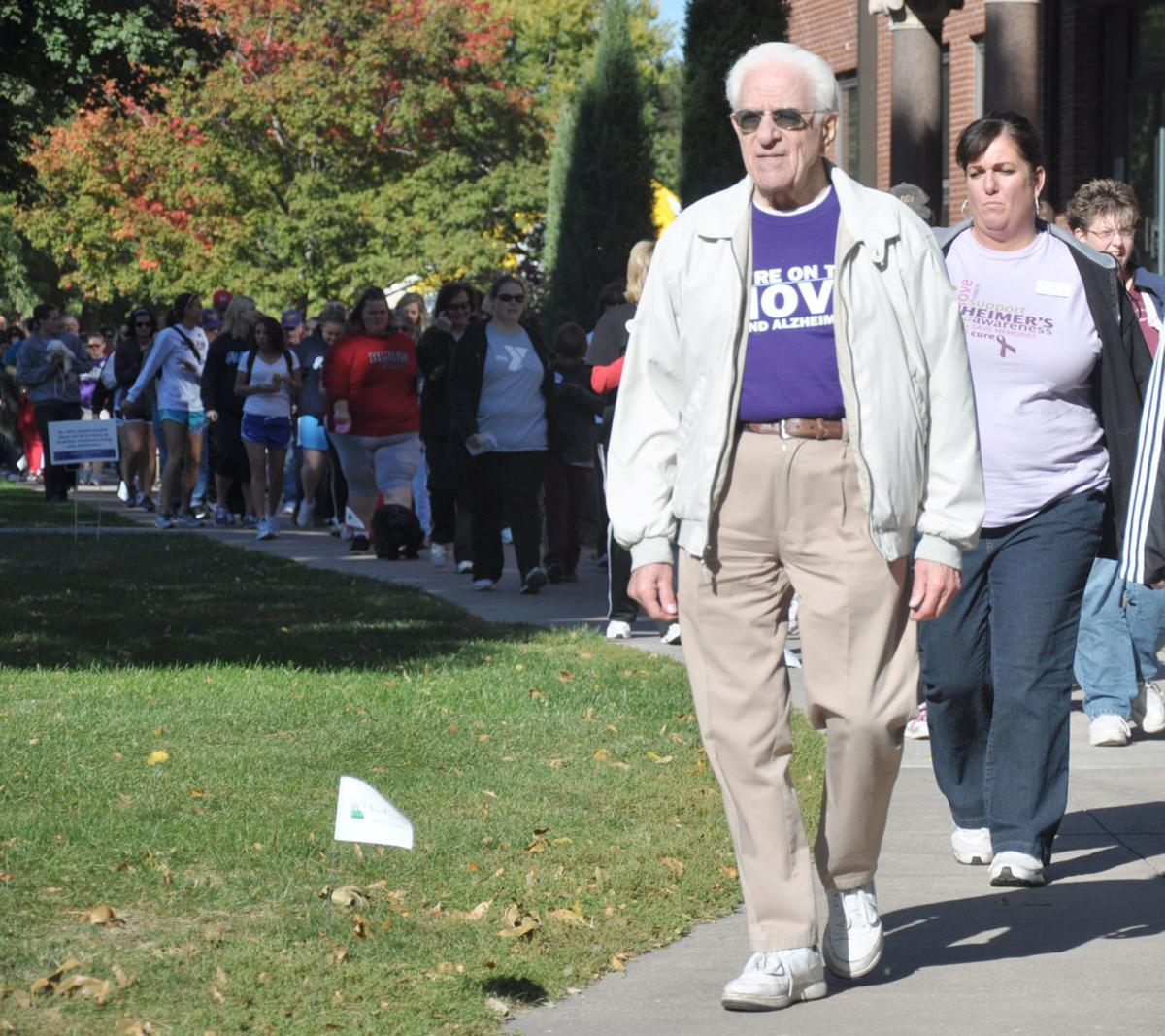 Memory Walk at Midland University