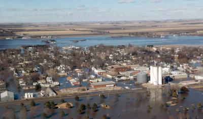 North Bend Flooding