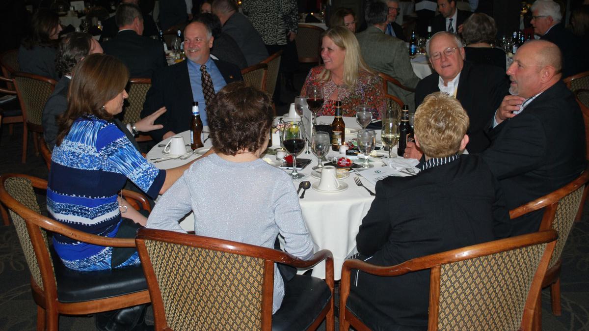 136 annual chamber banquet