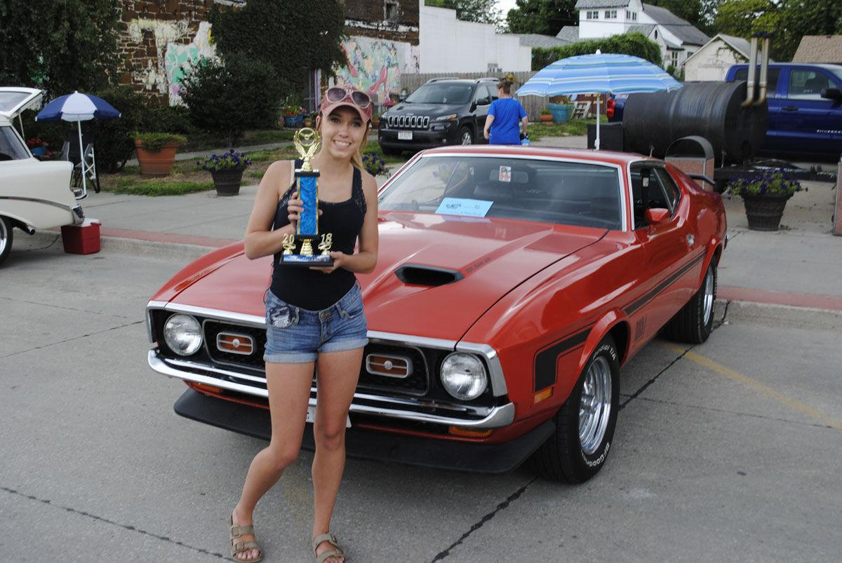 Many Find Restoring Cars A Labor Of Love Community - Restore a muscle car car show