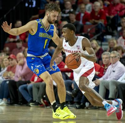 Nebraska basketball vs. UC Riverside, 11.5
