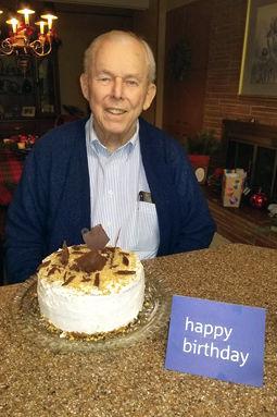 95th birthday: Donald McPherran