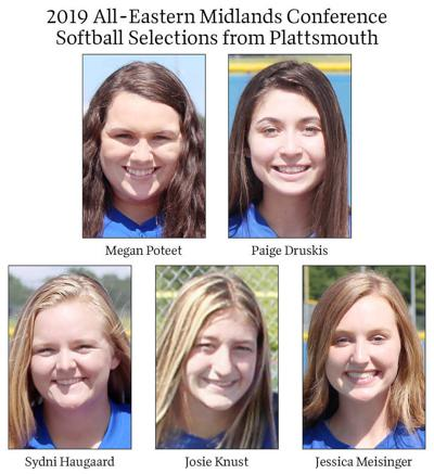 2019 All-EMC Softball Selections from Plattsmouth