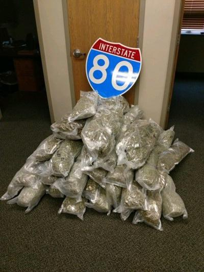 NSP marijuana seizure