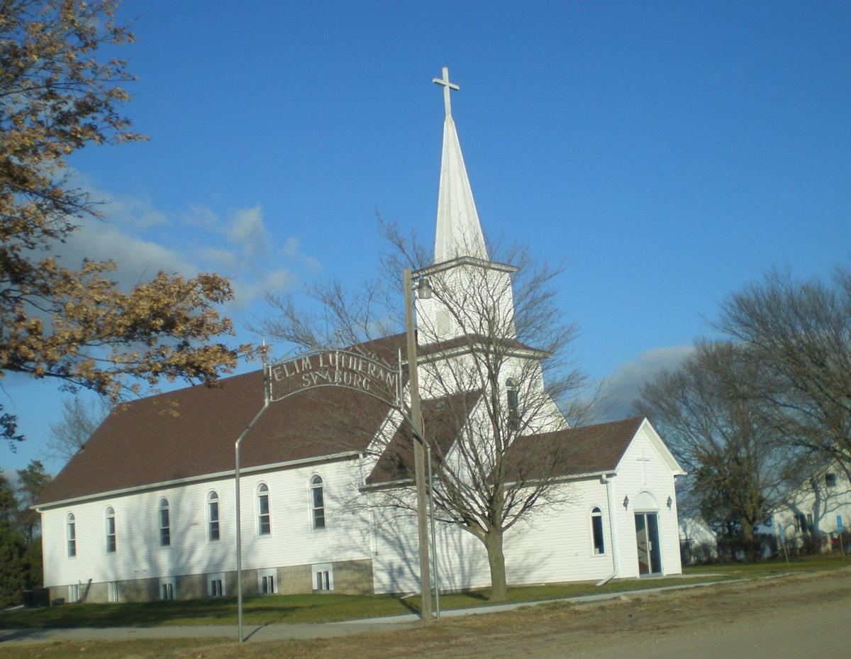 Elim Lutheran Church Hooper