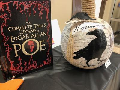 Library comes alive for Halloween